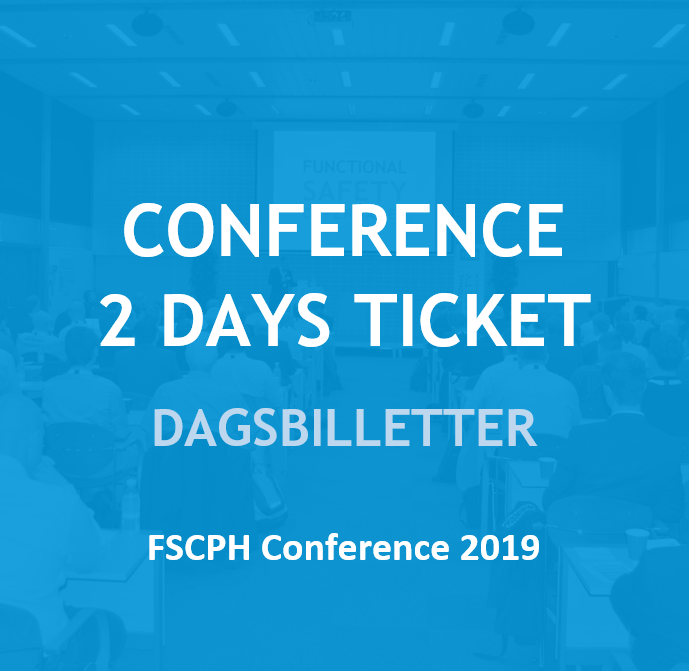 Conference two days ticket